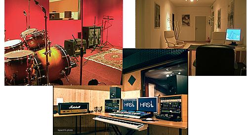 Heaven recording studio - Sala insonorizzata ...